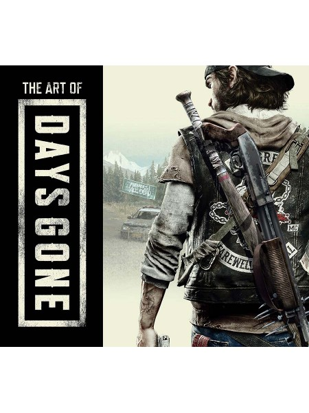 АРТБУК ART OF DAYS GONE HC
