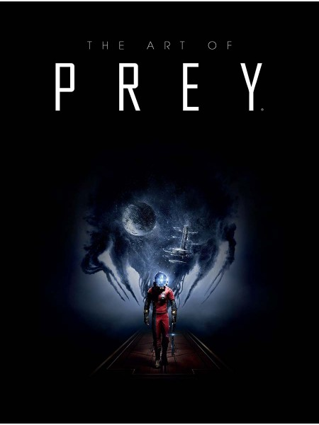 АРТБУК ART OF PREY HC