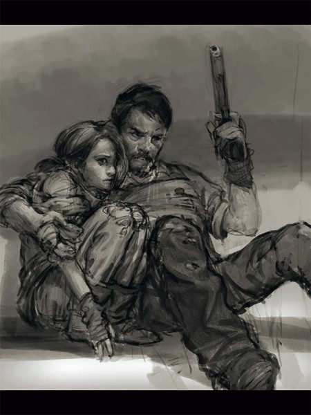 АРТБУК ART OF THE LAST OF US HC