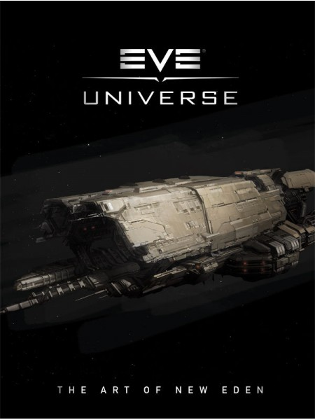 АРТБУК EVE: UNIVERSE – THE ART OF NEW EDEN HC