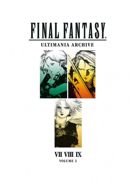ЕНЦИКЛОПЕДІЯ FINAL FANTASY ULTIMANIA ARCHIVE VOLUME 2 HC