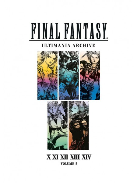ЕНЦИКЛОПЕДІЯ FINAL FANTASY ULTIMANIA ARCHIVE VOLUME 3 HC