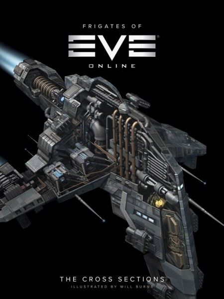 АРТБУК FRIGATES OF EVE ONLINE HC