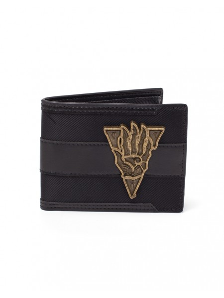 Офіційний гаманець The Elder Scrolls - Morrowind Metal Badge Bifold Wallet